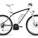 BMW electric Cruise e-bike