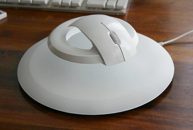 Bat Levitating Computer Mouse (3)