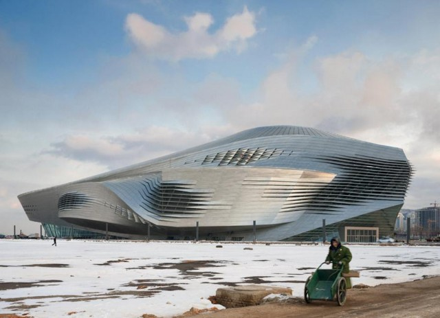 Dalian International Conference Center by CoopHimmelb(l)au (10)