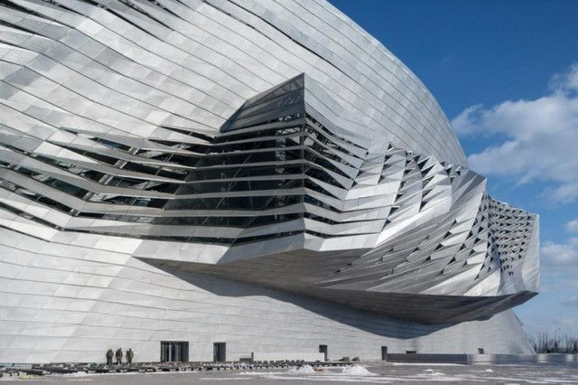 Dalian International Conference Center by CoopHimmelb(l)au (8)