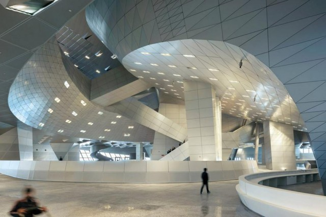 Dalian International Conference Center by CoopHimmelb(l)au (4)