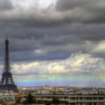 Horizon Rainbow in Paris