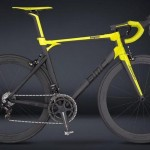 Lamborghini 50th Anniversary Road Bike by BMC