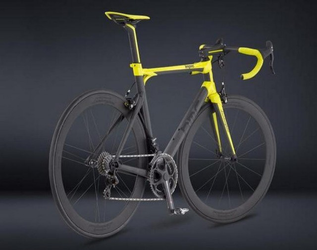 Lamborghini 50th Anniversary Road Bike by BMC (5)