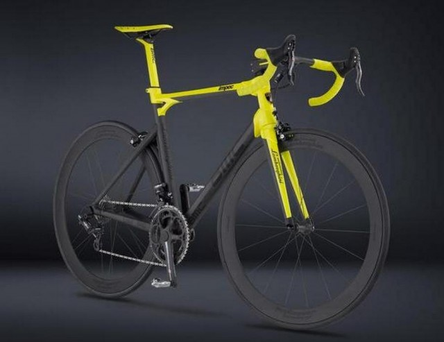 Lamborghini 50th Anniversary Road Bike by BMC (3)
