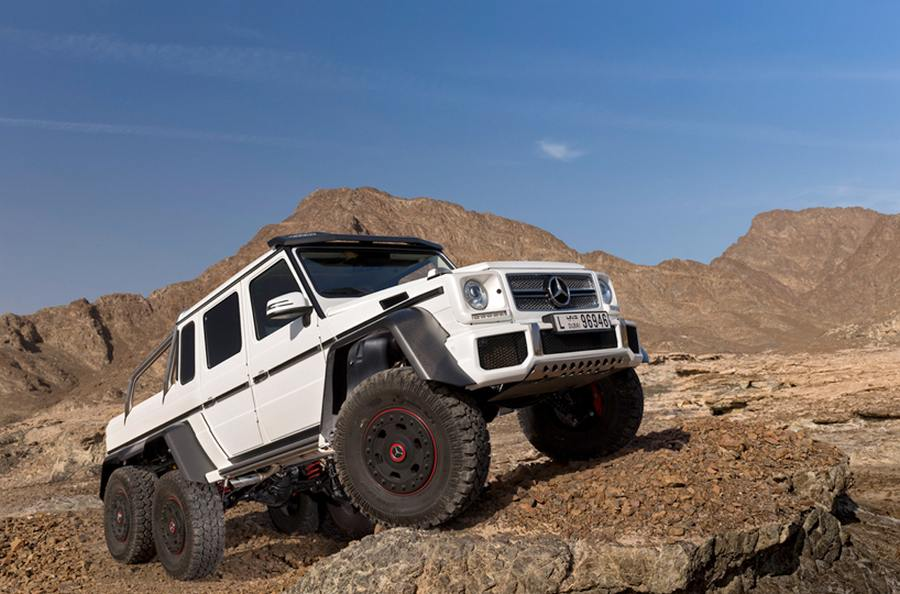 wordlesstech mercedes benz g63 amg 6 6