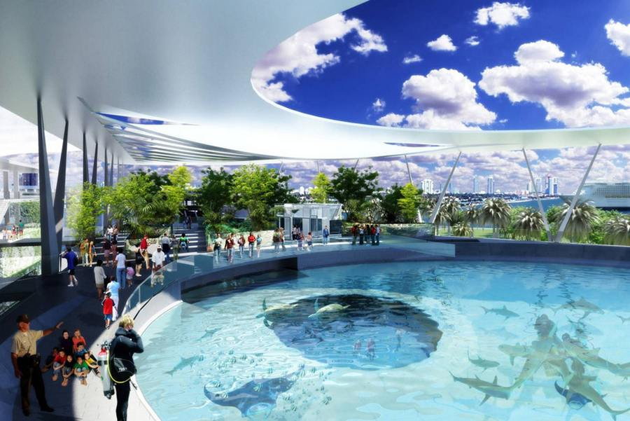 WordlessTech Miami Science Museum By Grimshaw