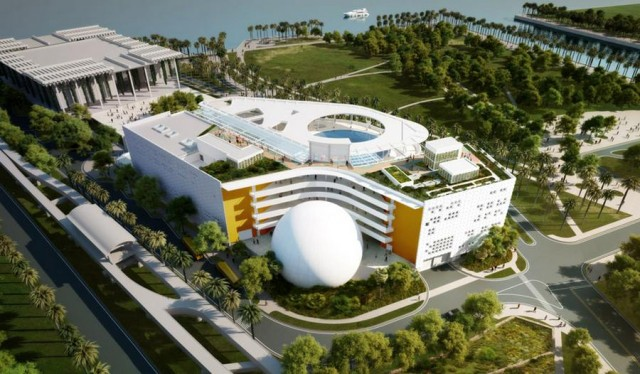 Miami Science Museum by Grimshaw (2)
