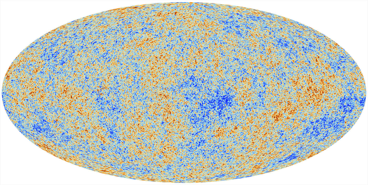 Most Detailed Map ever of our Universe