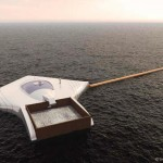 Ocean Cleanup Array by 19-year-old Boyan Slat