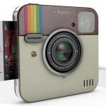 Polaroid Instagram concept Camera