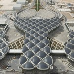 Queen Alia airport by Foster + Partners