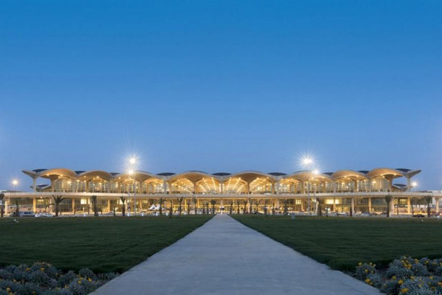 Queen Alia airport by Foster - Partners (7)