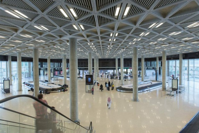 Queen Alia airport by Foster - Partners (6)