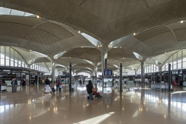 Queen Alia airport by Foster - Partners (5)