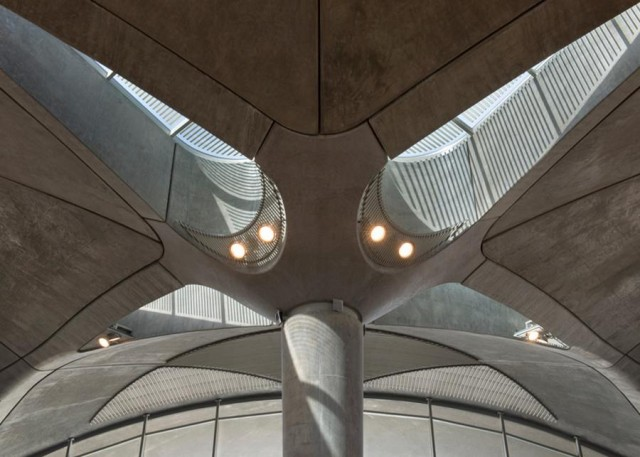 Queen Alia airport by Foster - Partners (4)