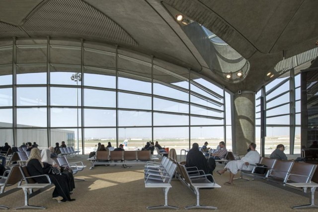 Queen Alia airport by Foster - Partners (2)