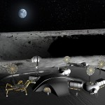 Space architects and NASA plan 3D-printed Lunar Base