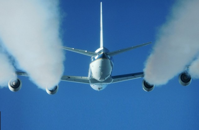 Studying Contrails for More Eco-Friendly Flights