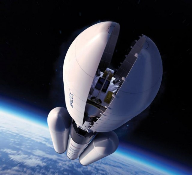 The Most Powerful Space Rocket