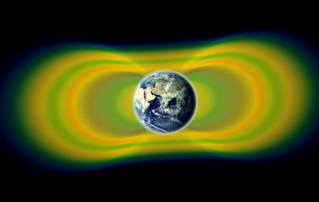 Third Radiation Belt found Around Earth