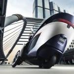 Toyota i-Road Three-Wheeled Electric Vehicle (2)