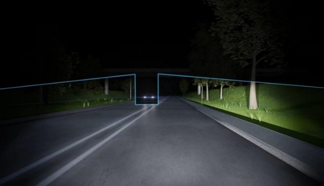 Volvo's Active High Beam Control