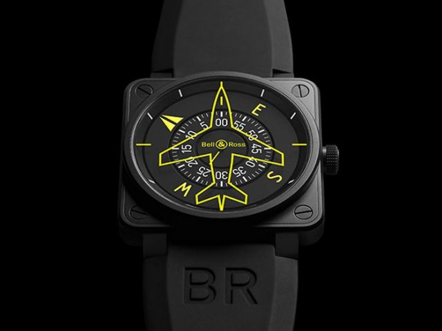 Bell - Ross Aviation Collection Watches (3)