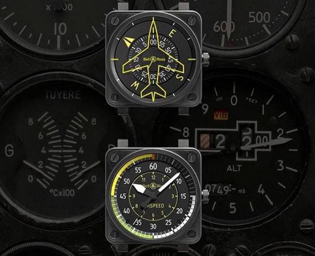 Bell - Ross Aviation Collection Watches (2)
