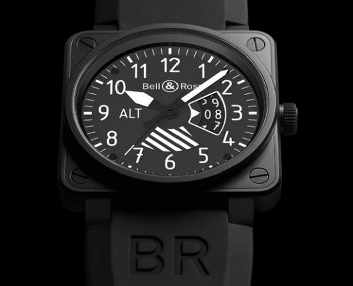 Bell - Ross Aviation Collection Watches (1)
