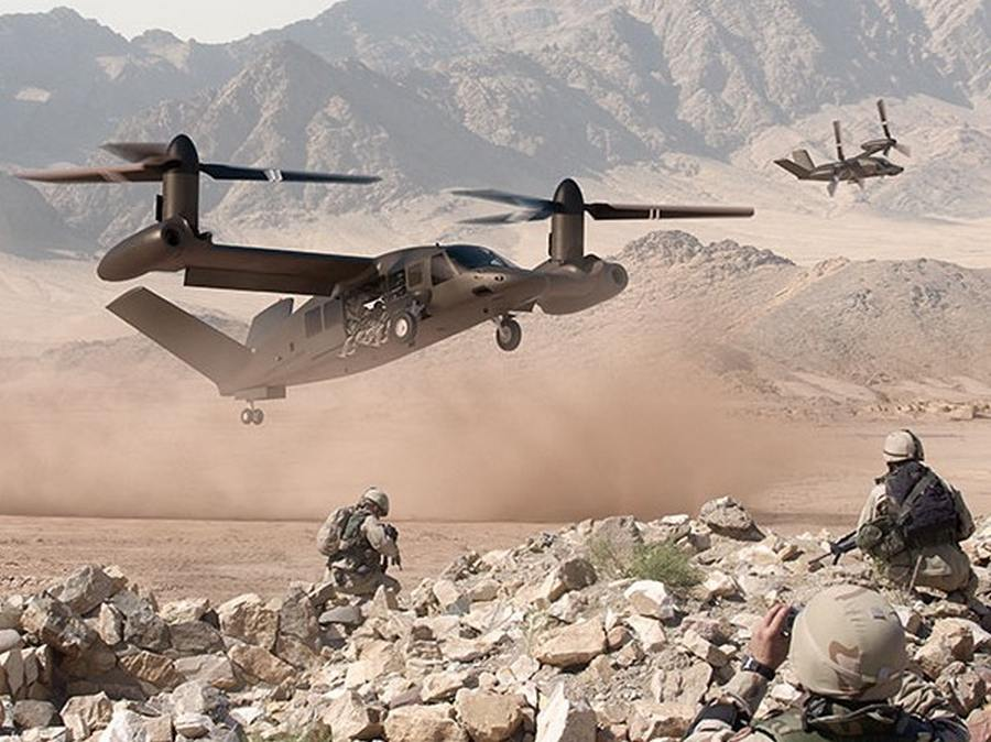 Bell V-280 Valor- The Future of Vertical Lift (1)