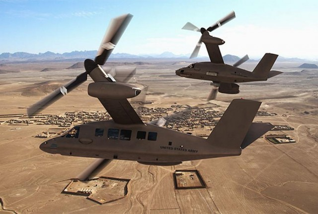 Bell V-280 Valor- The Future of Vertical Lift (2)