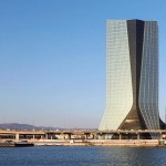CMA CGM Headquarters Tower by Zaha Hadid Architects