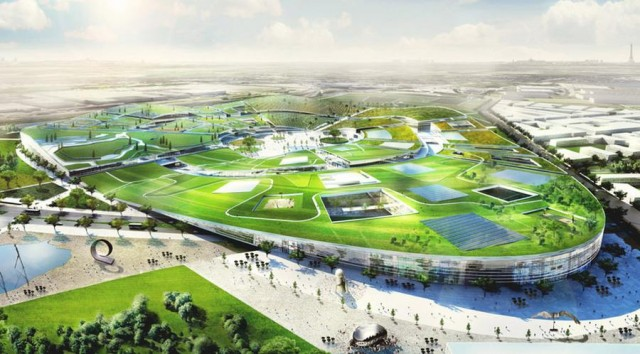 Europacity in France by BIG architects (9)