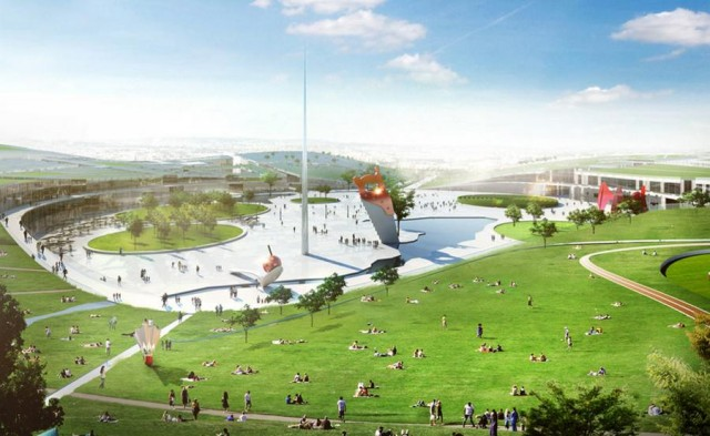 Europacity in France by BIG architects (8)