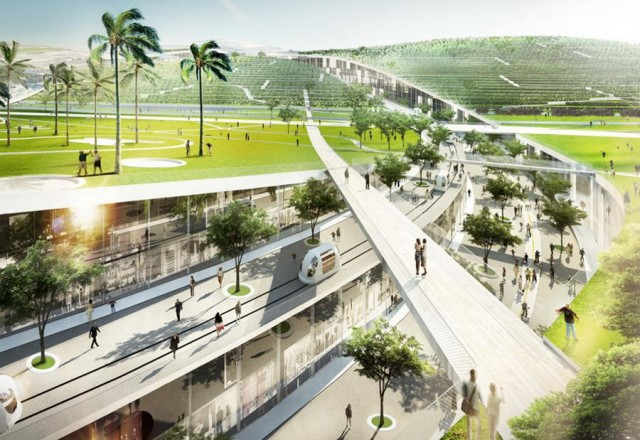 Europacity in France by BIG architects (7)