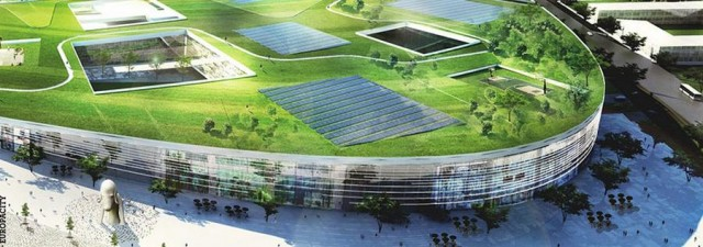 Europacity in France by BIG architects (5)