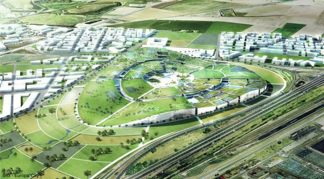 Europacity in France by BIG architects (3)