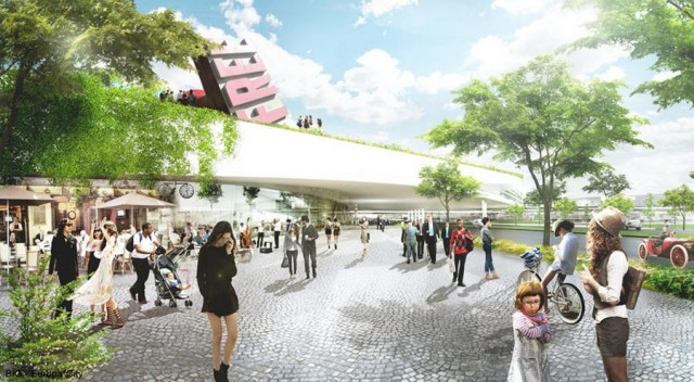 Europacity in France by BIG architects (2)