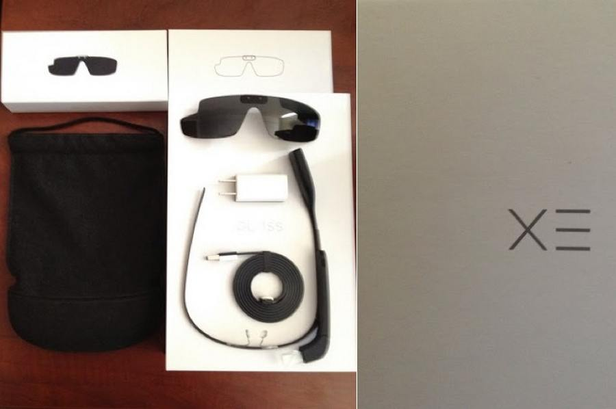 Google Glass official specifications