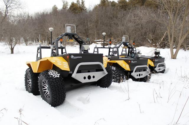 Grizzly Robot Utility All-Electric Vehicle (4)