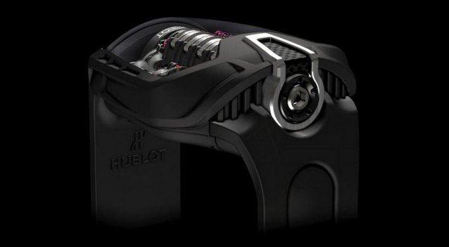 Hublot MP-05 Laferrari Tourbillon timepiece (3)