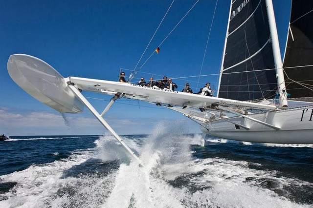 Hydroptere - World's fastest Sailboat (5)