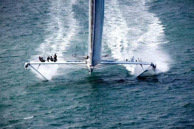 Hydroptere - World's fastest Sailboat (3)