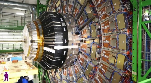 Inside the Large Hadron Collider at CERN (5)