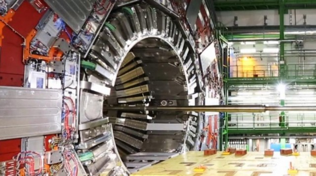 Inside the Large Hadron Collider at CERN (4)