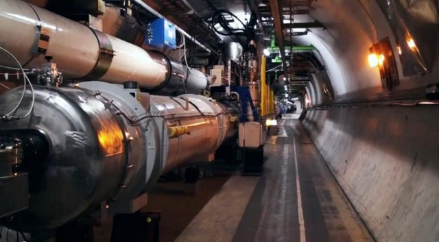 Inside the Large Hadron Collider at CERN (3)