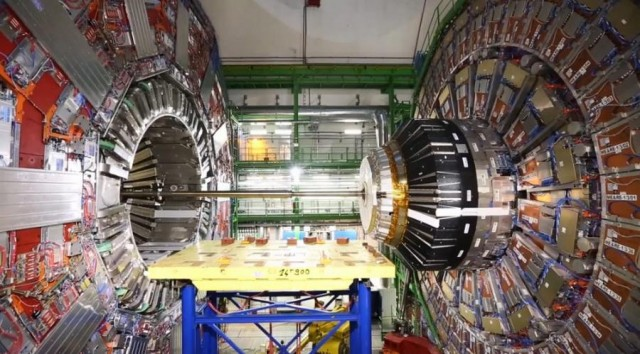 Inside the Large Hadron Collider at CERN (2)