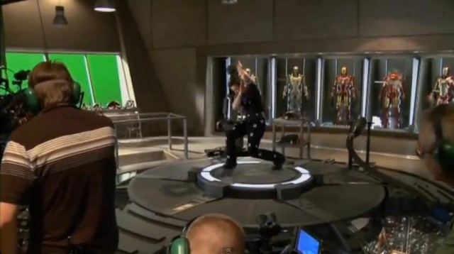 Iron Man 3 Behind-the-Scenes