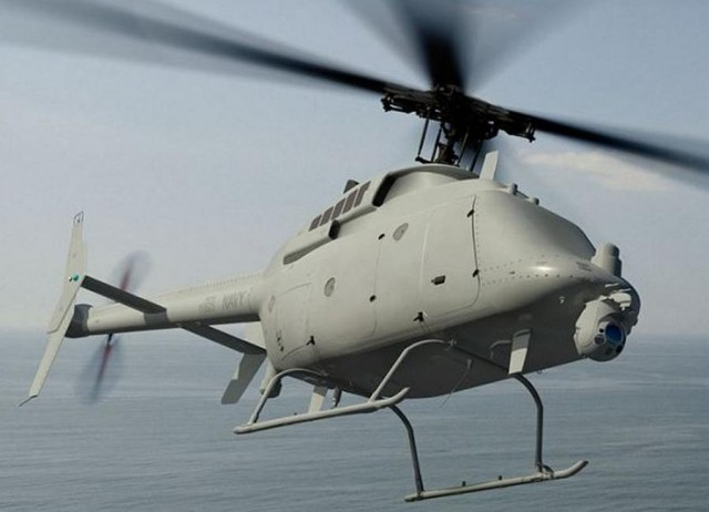 MQ-8C Fire Scout Drone Helicopter (2)